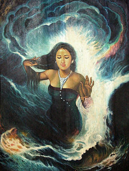 Legenda Nyi Roro Kidul